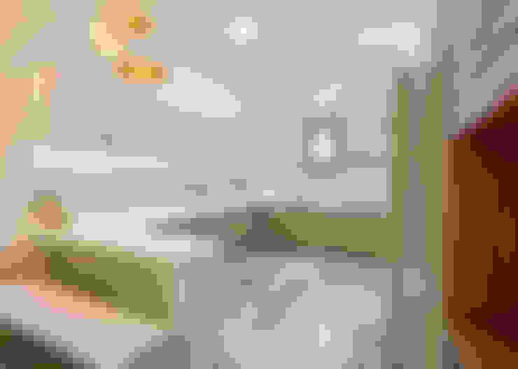 Modern minimal:  Kitchen by Design Species
