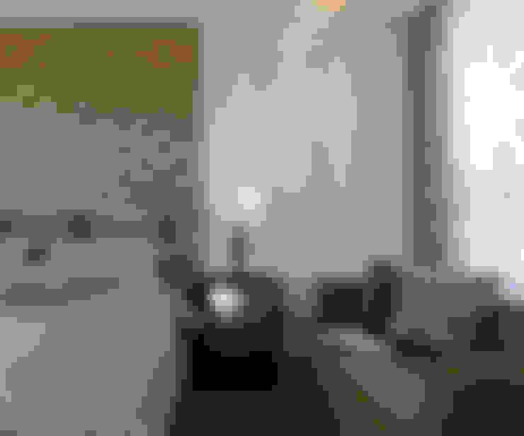 Bedroom by 世家新室內裝修公司