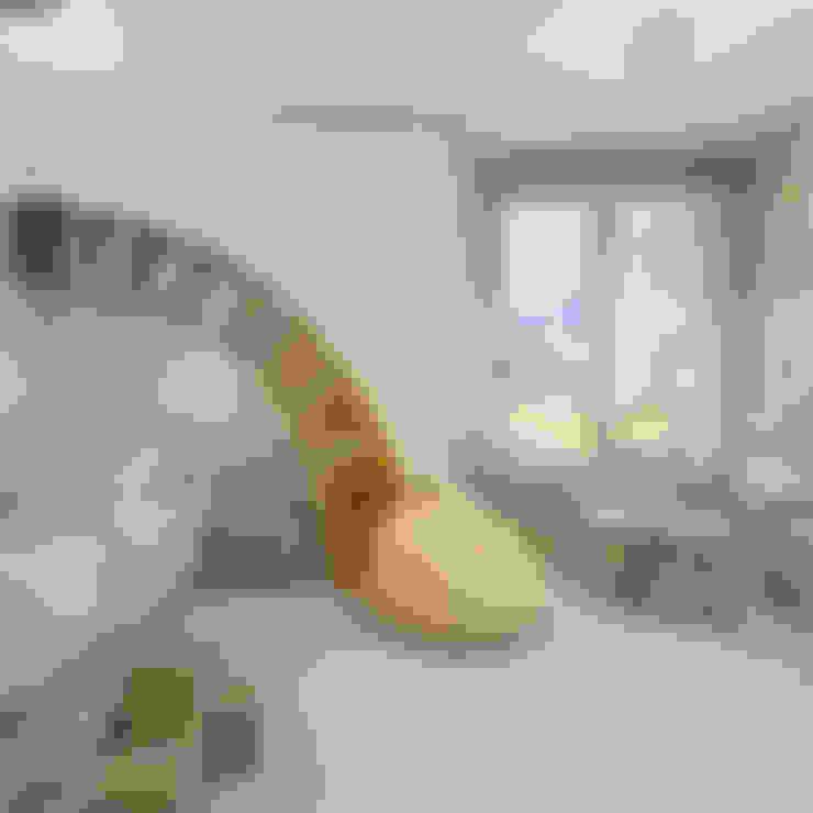 غرفة الاطفال تنفيذ UTOO-Pracownia Architektury Wnętrz i Krajobrazu