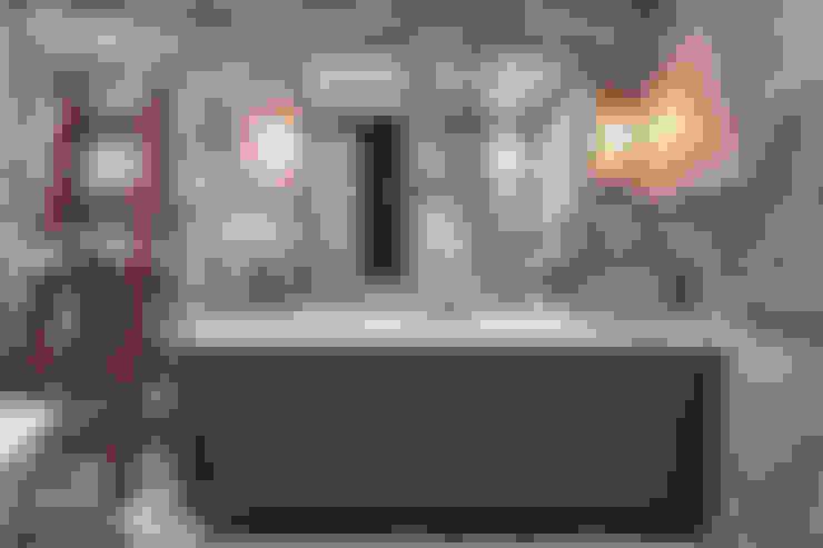 주택-강원도: Design Anche의  욕실