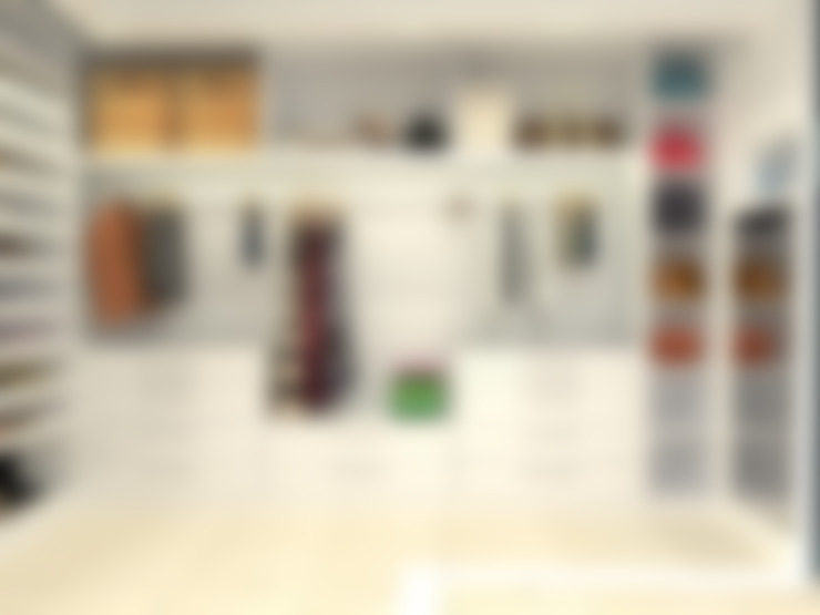 Dressing room by Atelie 3 Arquitetura