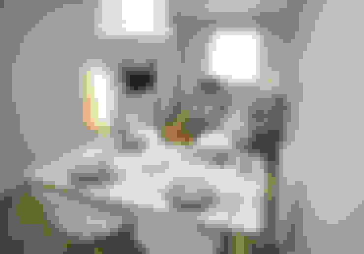 غرفة السفرة تنفيذ Grupo Inventia