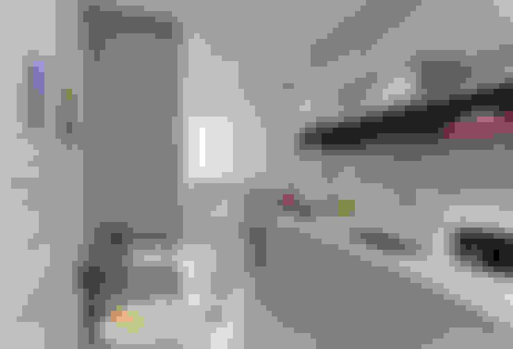 COZINHA: Cozinhas  por GRUPO AE - ARQUITETURA+ENGENHARIA