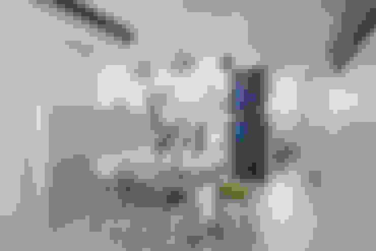 غرفة السفرة تنفيذ 倍果設計有限公司
