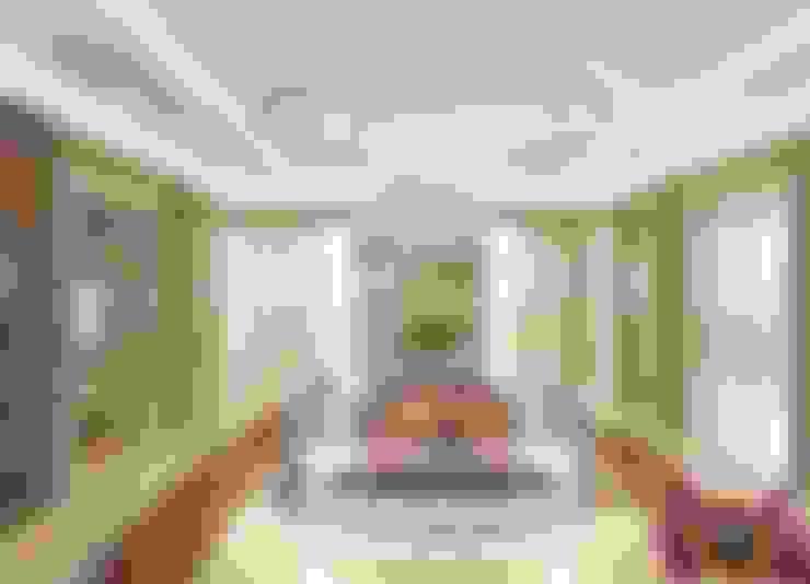 Koridor dan lorong by Luxury Antonovich Design
