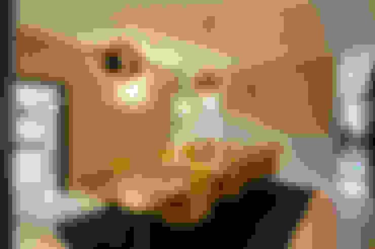Dining Room: Sala da pranzo in stile  di Paolo Ciacci