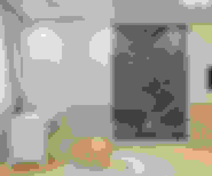 غرفة الاطفال تنفيذ Дизайн студия 'Дизайнер интерьера № 1'