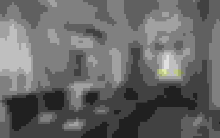 غرفة السفرة تنفيذ Design studio by Anastasia Kovalchuk