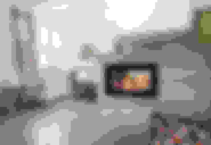 Living room تنفيذ kiimoto kamine