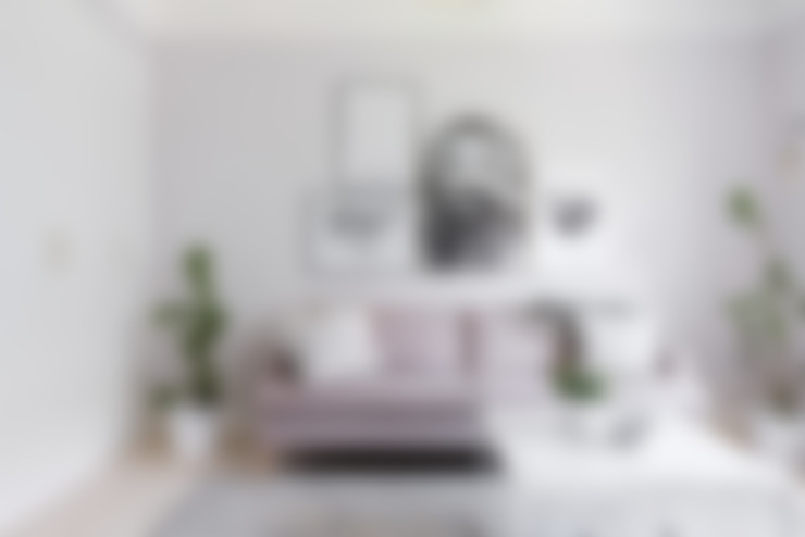 Living room تنفيذ Design for Love