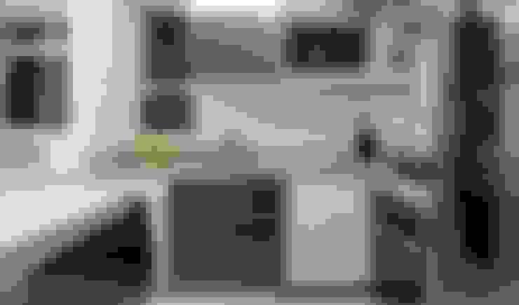 Cozinha: Cozinhas  por JANAINA NAVES - Design & Arquitetura
