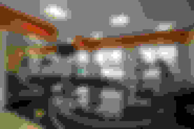Gym by Eustáquio Leite Arquitetura