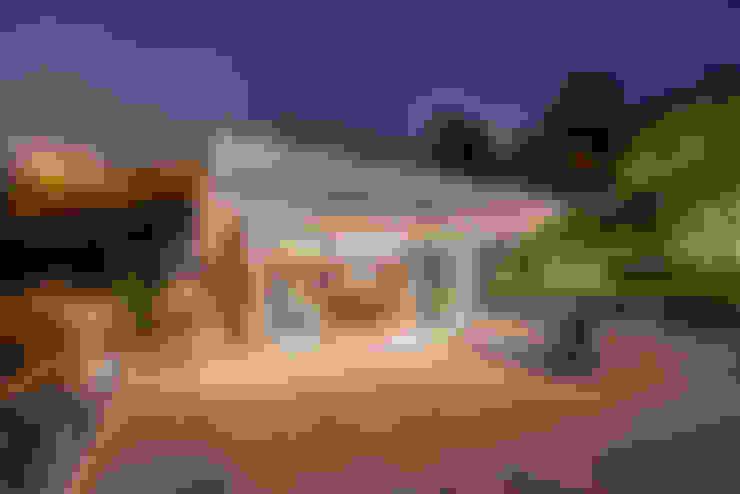 SEGUNDO PISO: Casas de estilo  por DMS Arquitectas