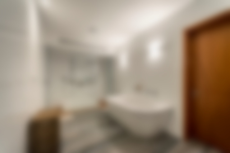 BAÑO PRINCIPAL: Baños de estilo  por DMS Arquitectas
