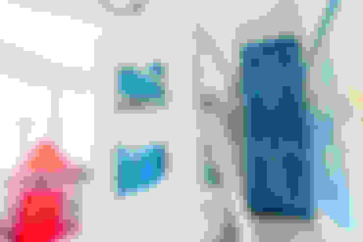 Детская комната в . Автор – fleur ward interior design