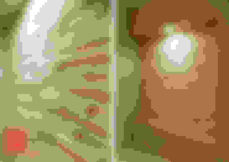 غرفة المعيشة تنفيذ 810 Arquitectos