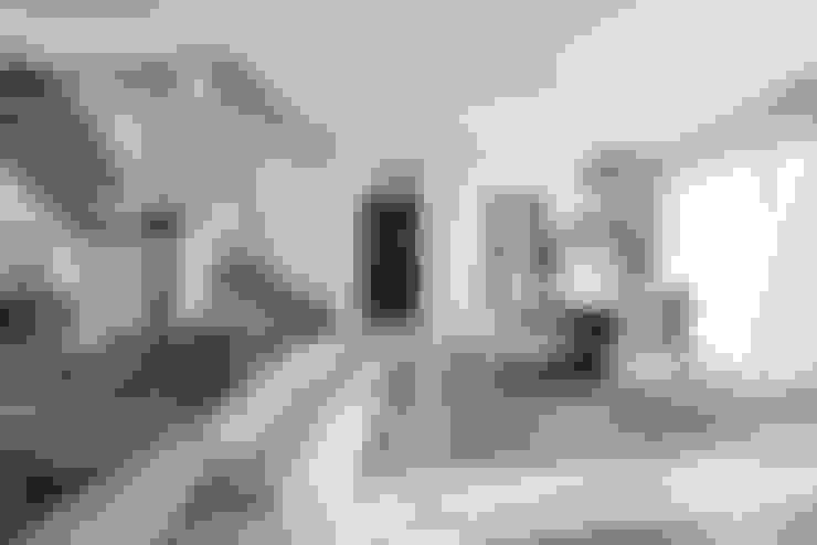 غرفة المعيشة تنفيذ AGA Studio