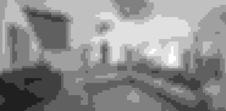 Living room by AGA Studio