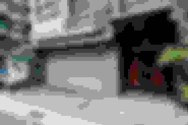 Maisons de style  par CCL Architects & Planners林祺錦建築師事務所