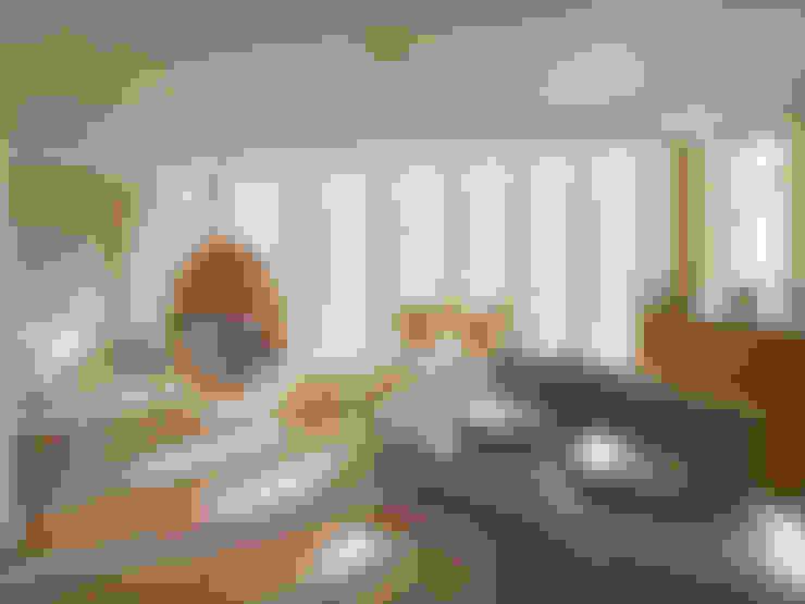 Woonkamer door 藤原・室 建築設計事務所