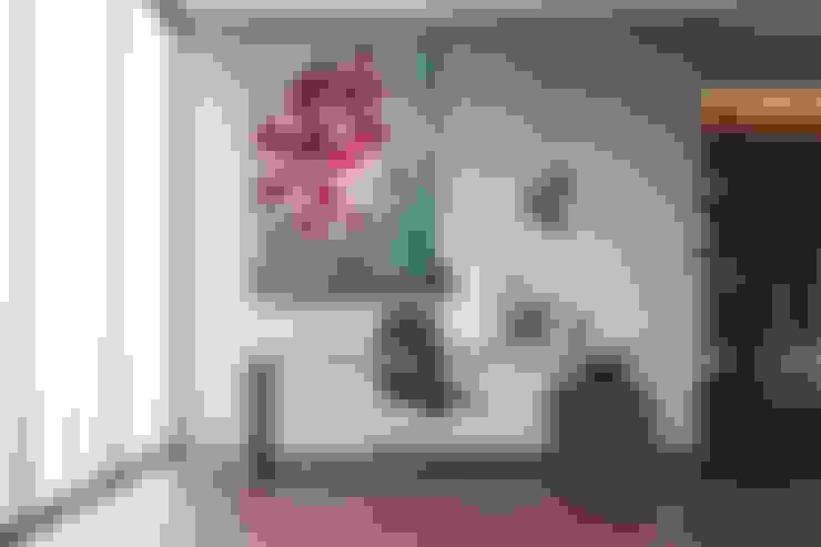 مكتب عمل أو دراسة تنفيذ freiraum Akustik - Raumakustik mit Stil