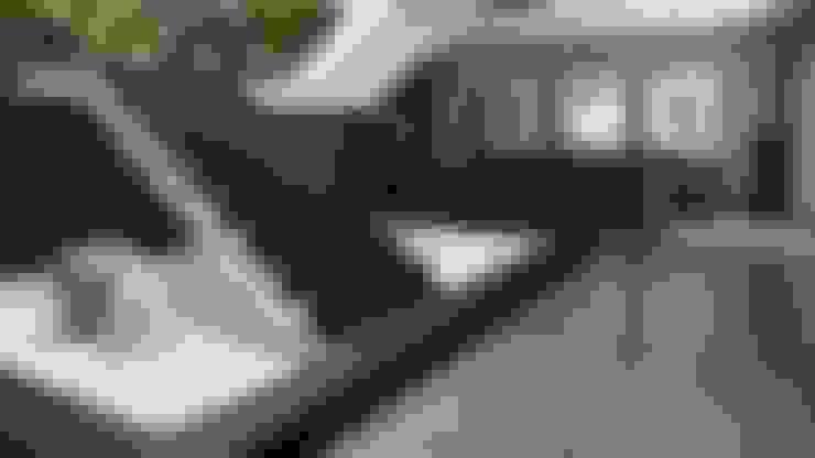 Interior landscaping by ►  8|H A U S  -  A R Q U I T E T U R A  ◄