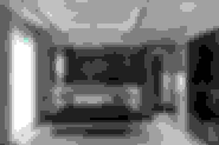 غرفة نوم تنفيذ Homify Sales & Marketing