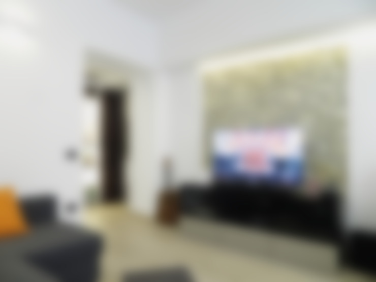 Living room by M2Bstudio