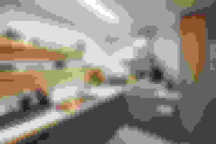 Cocinas de estilo  de 까사델오키드