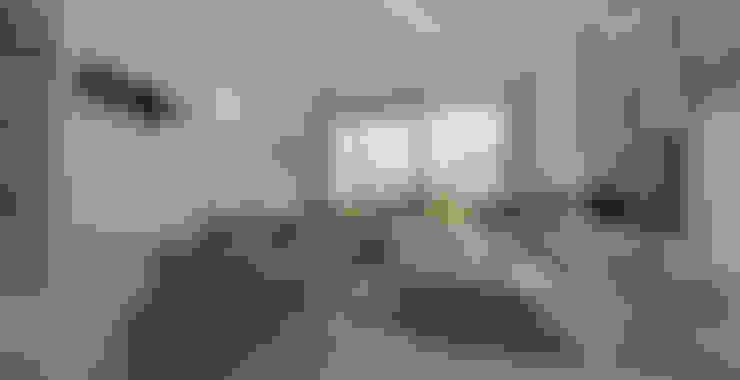 Le Recolte Retirement Village:  Living room by Modo
