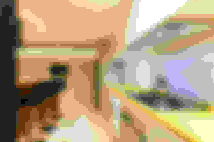 Apto Gourmet - Caçador SC: Cozinhas  por JDB Arquitetura + Design