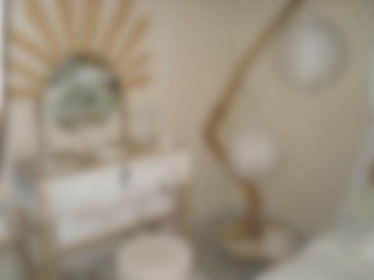 Schlafzimmer von amour de palette création