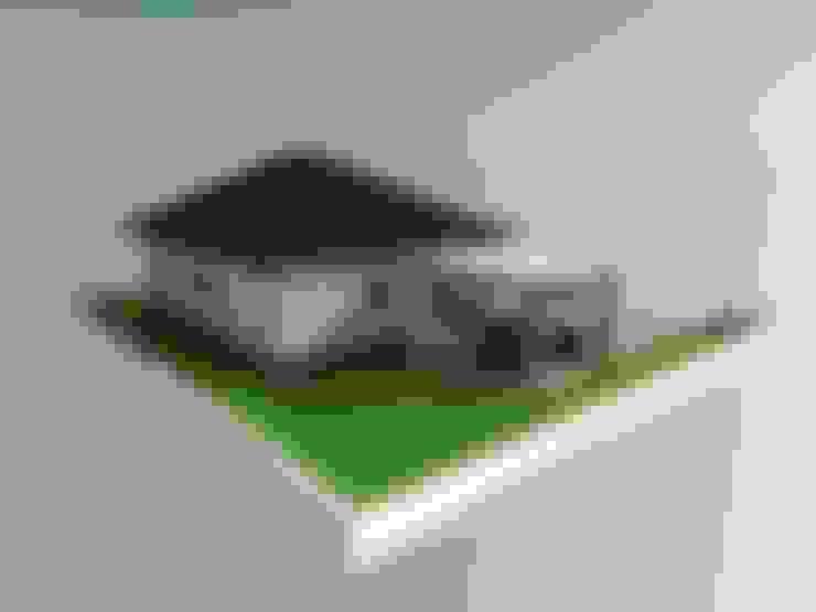 บ้านชั้นเดียว:   by รับเขียนแบบ