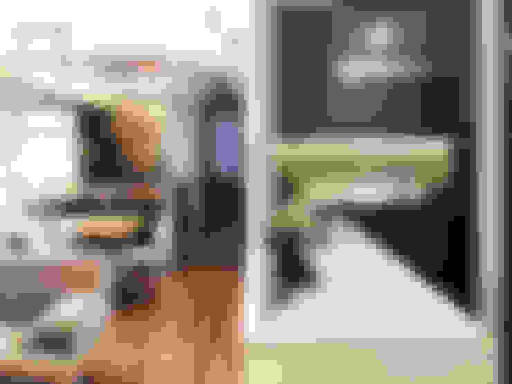 kitchen:  Kitchen by RSDS Architects