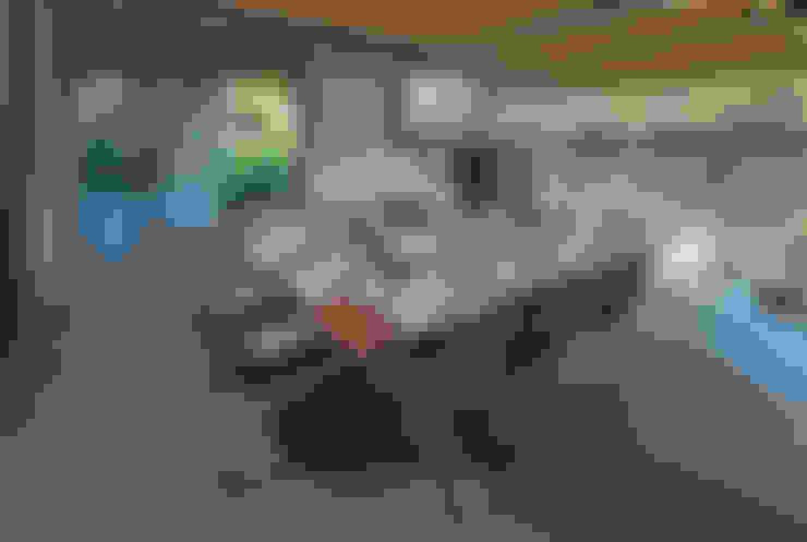 Comedores de estilo  de grupoarquitectura