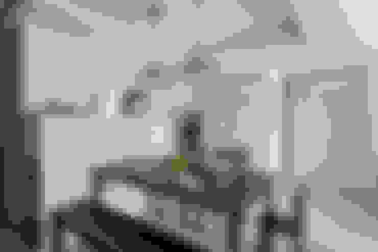 美式生活:  餐廳 by 倍果設計有限公司