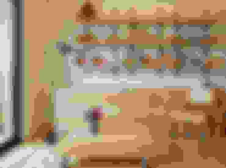 غرفة المعيشة تنفيذ 直方設計有限公司