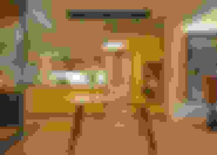 Nhà bếp by 直方設計有限公司