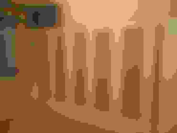 Chambre de style  par eM diseño de interiores
