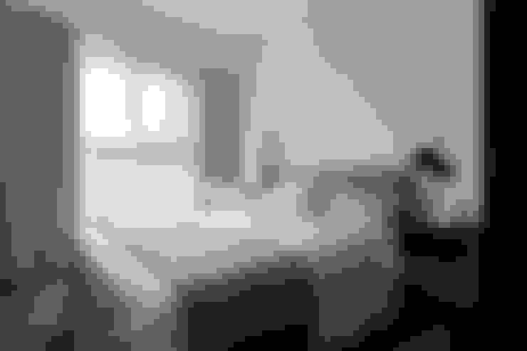 來我家吧!:  臥室 by 釩星空間設計