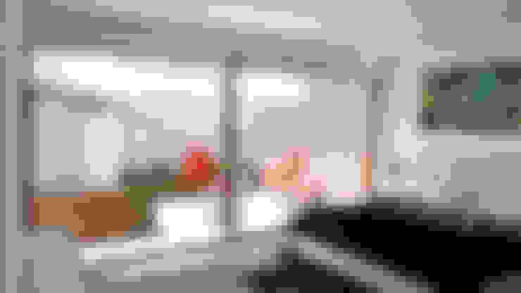 Bedroom by NEF Arq.