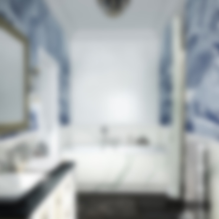 Bathroom by MIKOŁAJSKAstudio