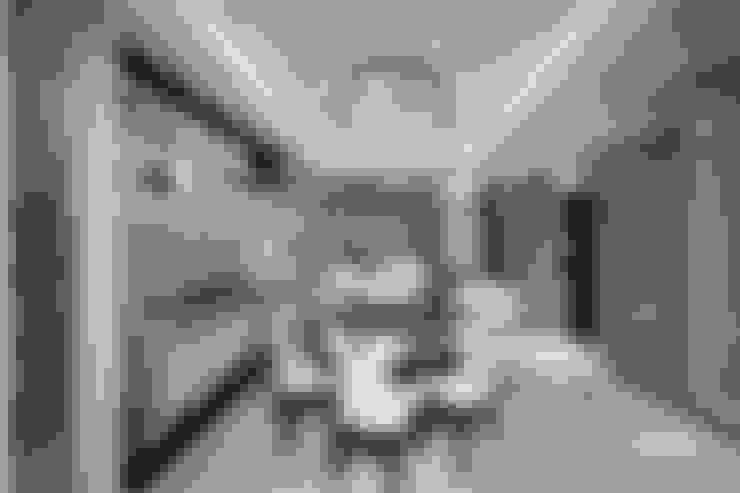 غرفة السفرة تنفيذ 禾御建築室內設計有限公司
