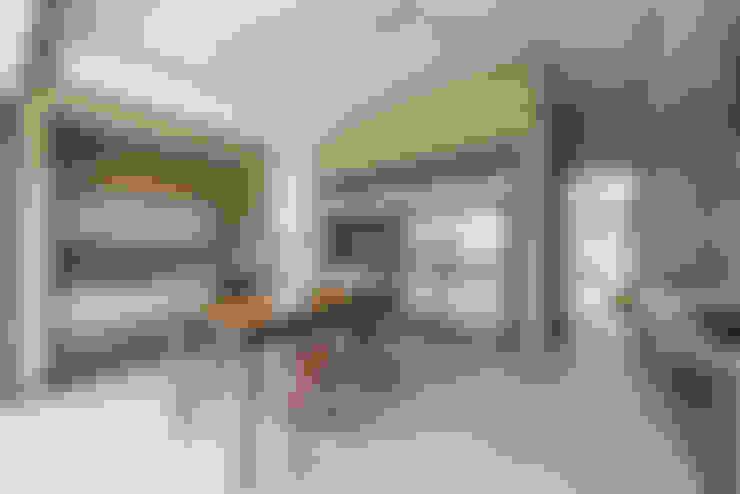Dapur by toroposada arquitectos sas