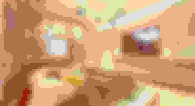 臥室 by 50GR Mimarlık