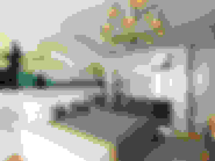 50GR Mimarlık – Bakırköy_ev:  tarz Yatak Odası
