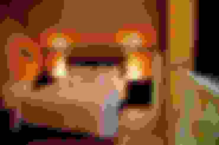 CABRAL Arquitetosが手掛けた寝室