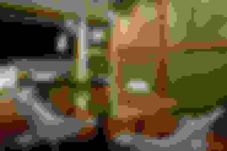 غرفة السفرة تنفيذ Chibi Moku