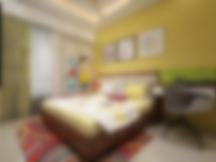 غرفة الاطفال تنفيذ The inside stories - by Minal