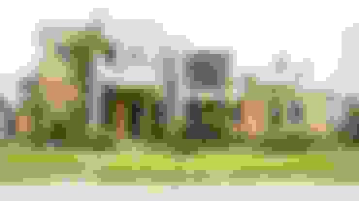 Nhà by 규빗건축사사무소